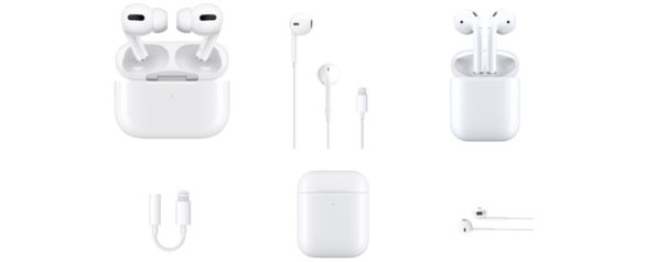 Apple Wireless Headphones