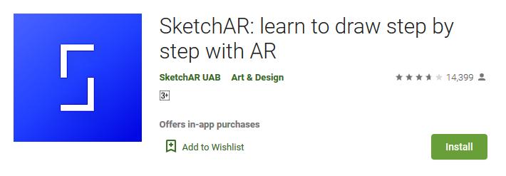 SketchAR
