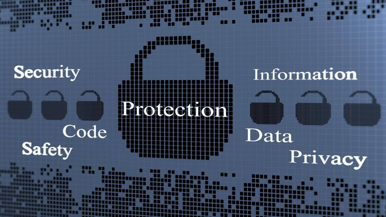 The developers should enhance the security of data