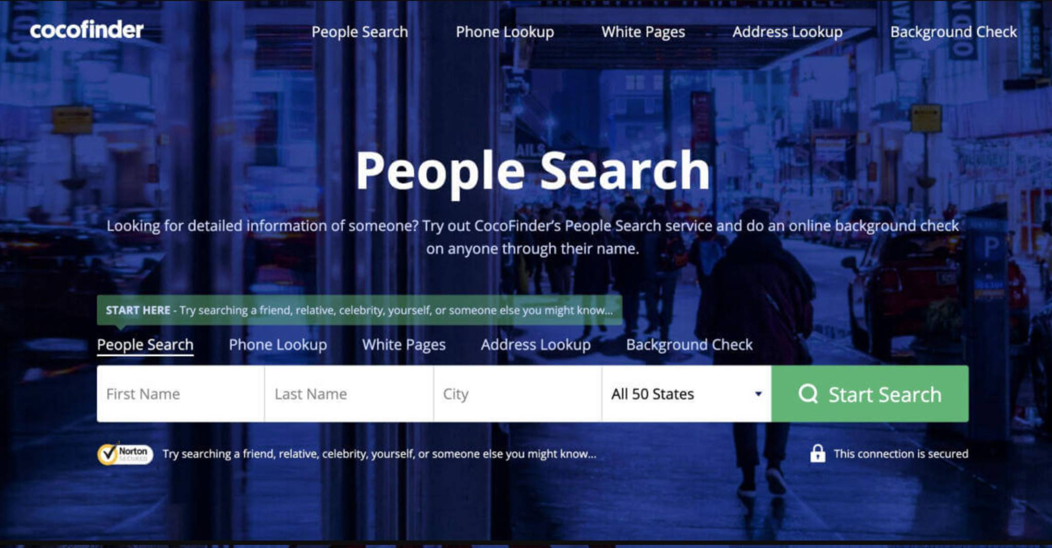How to Use CocoFinders People Search Tool